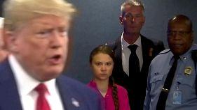Greta Thunberg soll an ihrer Wutbewältigung arbeiten, so Donald Trump.