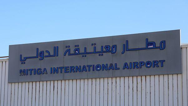 إعادة فتح مطار معيتيقة بالعاصمة الليبية بعد إغلاق لأكثر من 3 أشهر