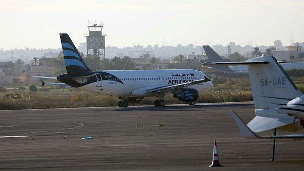 لیبی؛ از سر گیری پروازها در فرودگاه بینالمللی طرابلس