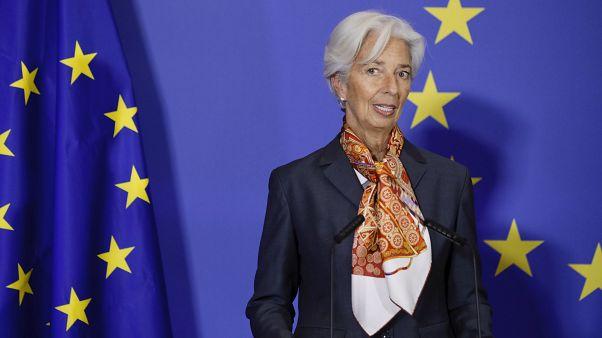 ECB Başkanı Christine Lagarde