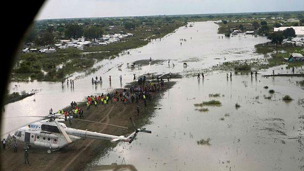 هشدار سازمان ملل: قحطی جان ۵.۵ میلیون نفر را در سودان جنوبی تهدید میکند