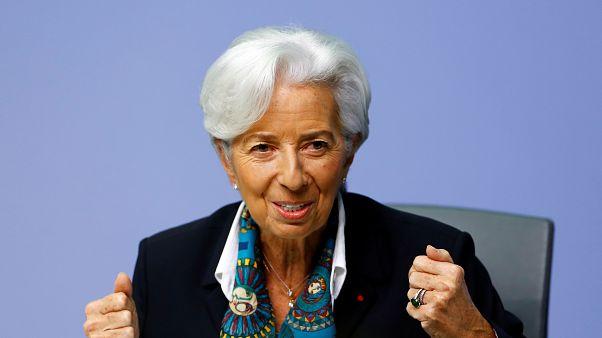 Κριστίν Λαγκάρντ: Εντυπωσιακή η πρόοδος της Ελλάδας