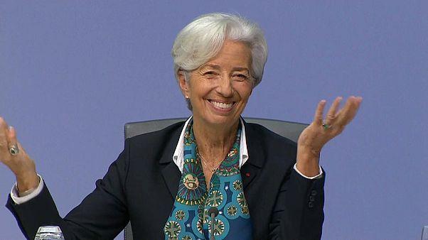 EZB-Präsidentin Lagarde: Alles auf dem Prüfstand