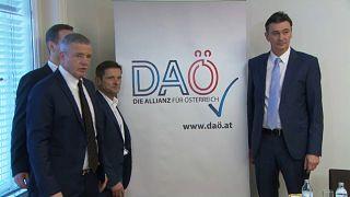 DAÖ gegründet: Strache-Partei noch ohne Strache