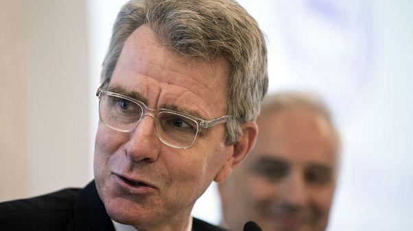 Ο πρεσβευτής των ΗΠΑ στην Ελλάδα, Τζέφρι Πάιατ