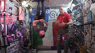 Uzay Günlükleri: Uzayda zihinsel ve bedensel açıdan nasıl sağlıklı kalabiliriz?