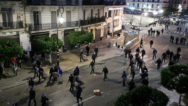 Gewalt überschattet Präsidentenwahl in Algerien