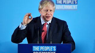 Elsöprő konzervatív győzelem, Johnson végigviheti a brexitet