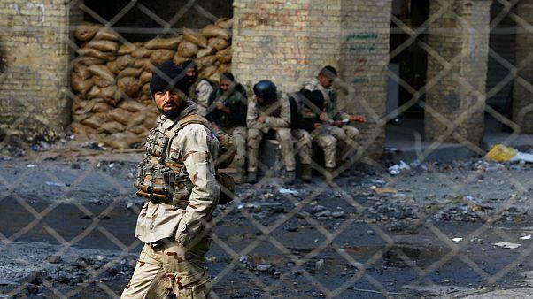 قوات للأمن العراقية بغداد- أرشيف رويترز
