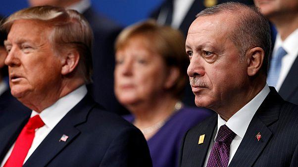 الرئيس التركي ونظيره الأمريكي- أرشيف رويترز