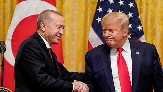Rencontre Trump-Erdogan le 13 novembre 2019