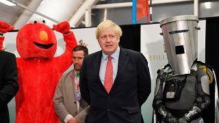 Выборы в Британии: триумф тори и поражение лейбористов