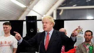 İngiltere Başbakanı ve Muhafazakar Parti lideri Boris Johnson