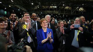 تبعات انتخابات بریتانیا؛ حزب ملی اسکاتلند ساز جدایی کوک کرد