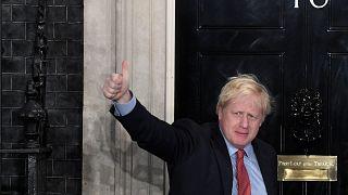 Boris Johnson promete el Brexit para el 31 de enero tras su abrumadora victoria