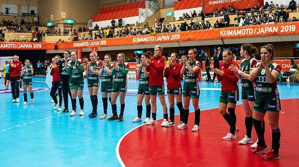 Kijutott a magyar női kézilabda-válogatott az olimpiai selejtezőre
