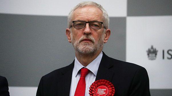 شکست کوربین در انتخابات بریتانیا؛ پایان رویای یک چپگرا
