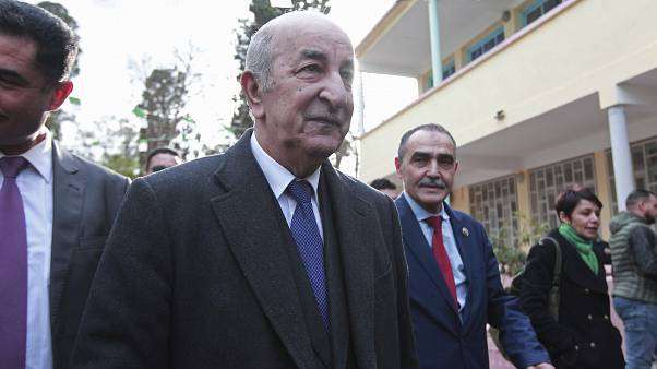 Αλγερία - Προεδρικές Εκλογές: Νικητής  ο Αμπντελματζίντ Τεμπούν με 58% των ψήφων