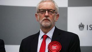 """La noche más larga de Jeremy Corbyn: """"El Brexit ha polarizado el debate en este país"""""""
