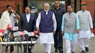 Hindistan tartışmalı yasayı kanunlaştırdı