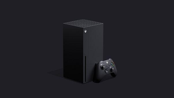 Microsofot Xbox X serisi