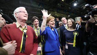 La gioia dei nazionalisti scozzesi, che ora sognano un nuovo refenderum sull'indipendenza