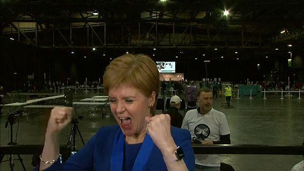Schottische Regierungschefin Sturgeon will wieder über Unabhängigkeit abstimmen lassen