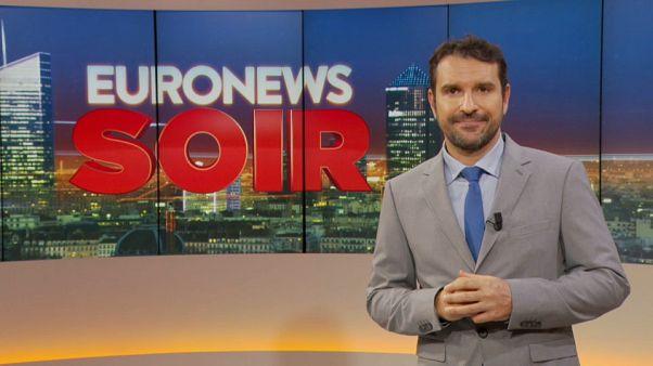 Euronews soir : l'actualité du vendredi 13 décembre 2019
