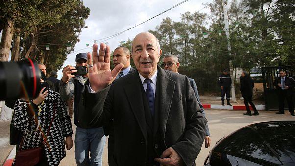 نخست وزیر دوران بوتفلیقه به عنوان رئیس جمهوری الجزایر انتخاب شد