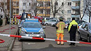 انفجار در شرق آلمان یک کشته و ۲۵ مجروح بر جای گذاشت