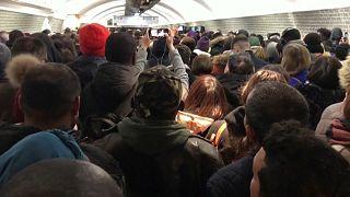 """Забастовка во Франции: """"перемирия не будет"""""""