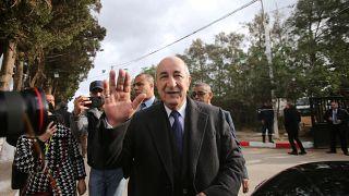 Argélia tem novo presidente