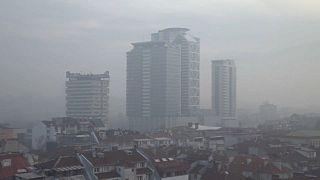 Dicke Luft über Sofia