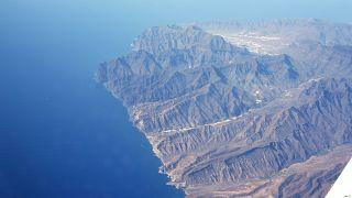 A középső sziget, Gran Canaria