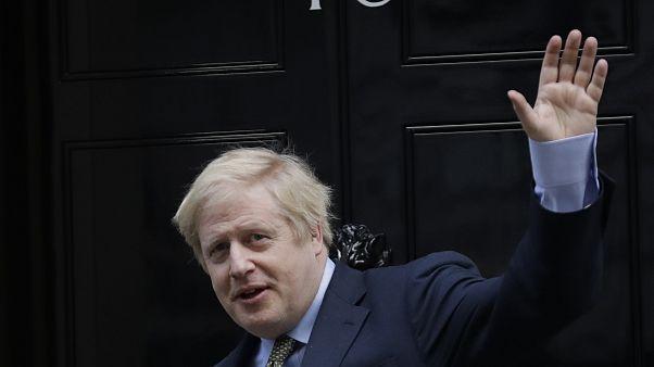 Τζόνσον:«Μία νέα σχέση με την ΕΕ» - Τα τελικά αποτελέσματα