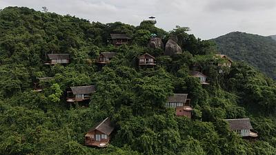 Sanya is embracing eco-tourism to help protect this tropical destination
