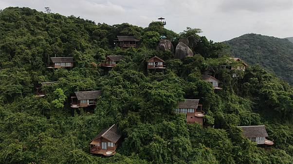 Санья: ставка на экотуризм