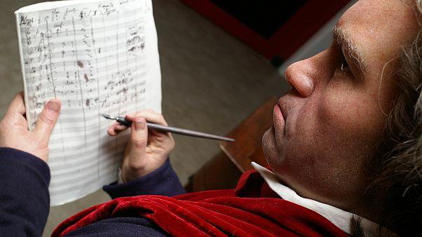 Beethoven'ın yarım kalan 10. Senfonisi 'yapay zeka' ile tamamlanacak