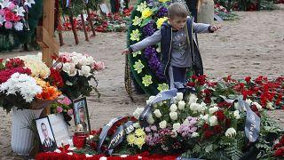 Há cada vez mais funerais e menos crianças nos registos demográficos russos