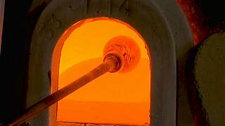Escola revitaliza vidro de Murano