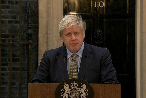Boris Johnson quer união no Reino Unido