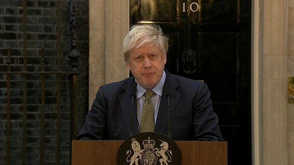 """Johnson asegura que cooperará con la UE como """"amigos e iguales"""""""
