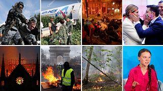 2019 год в Европе: главные события и лучшие фото