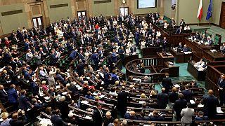 Polonya parlamentosu