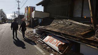 شاهد: فوكوشيما اليابانية نقطة انطلاق تناوب مشعل أولمبياد طوكيو 2020