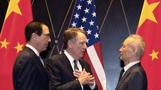 Washigton et Pékin, vers une trêve dans la guerre commerciale?
