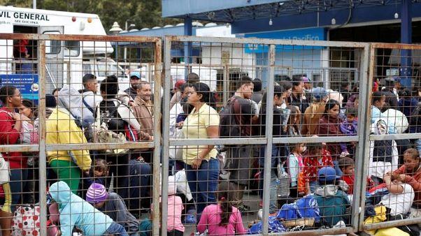 بودجه ۱۵۰ میلیون یورویی اسپانیا برای تسهیل شرایط پناهجویان آمریکای لاتین