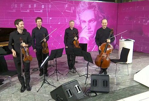 L'intelligence artificielle pour terminer la 10e symphonie de Beethoven