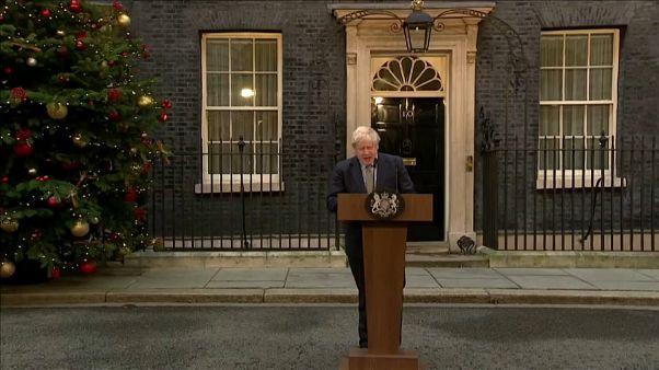Борис Джонсон приступил к формированию нового правительства