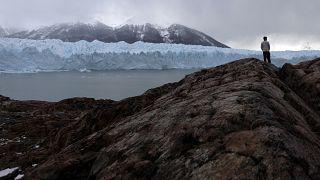 Le glacier Perito Moreno en Patagonie